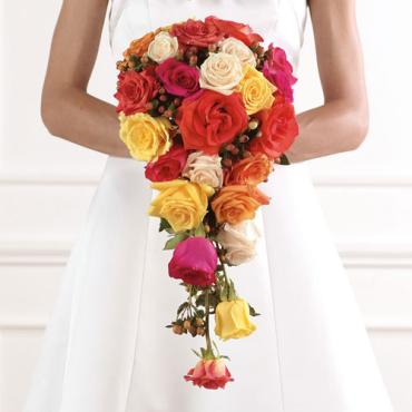 Cascade Bouquet