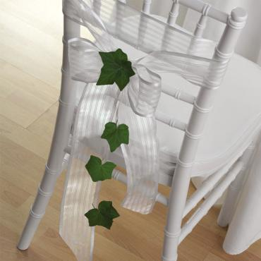 Chair Decoration