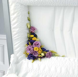 Inside Casket Adornment