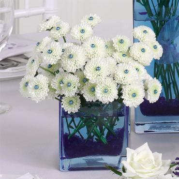 Medium Cube Vase Arrangement