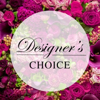 A Designers Choice of Flowers